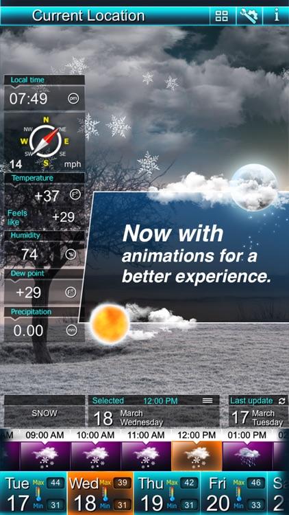 Weather - Meteo Radar screenshot-4