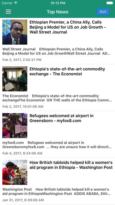 Ethiopia News & Ethiopian Music (Lite Edition)