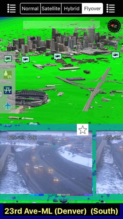 Colorado NOAA Radar with Traffic Camera 3D Pro screenshot-3