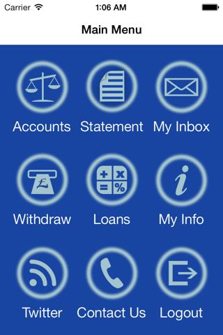 SPCU Mobile screenshot 2