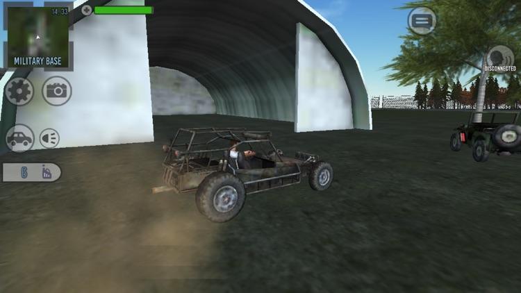 Experiment Z Online 3D  (Zombie Survival FPS) screenshot-3