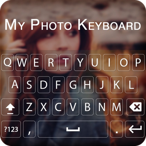 My Photo Background Keyboard by Bhavik Savaliya