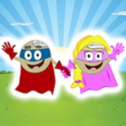 Information på iPhone/iPad om VNS terapy til børn