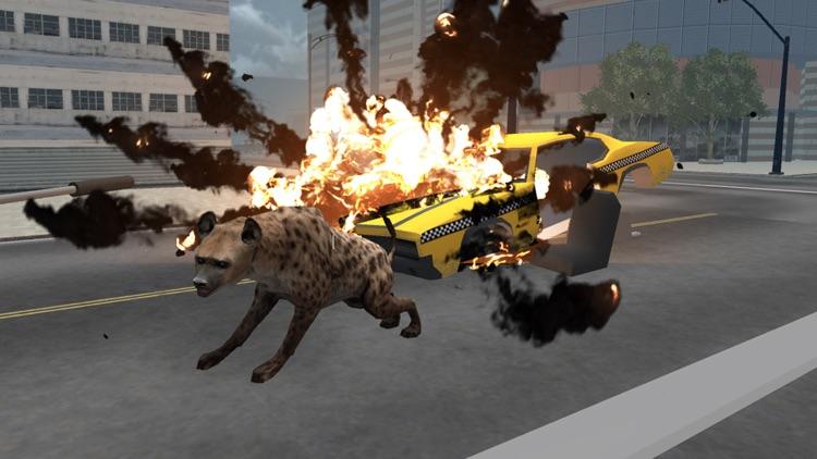 Hyena Rampage : Wild Animal Simulator 2017
