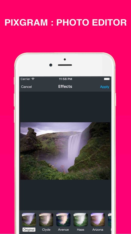 PixGram - Photo Editor screenshot-3