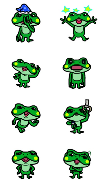 Funny Frog! screenshot-2