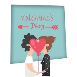 valentine's day photo frames,love frame collage