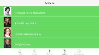 Philosophy screenshot four