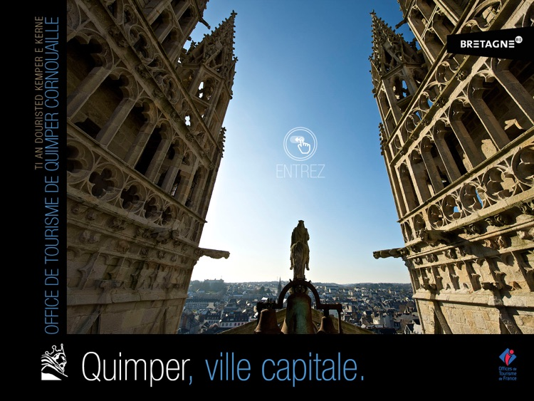 Quimper, ville capitale screenshot-0