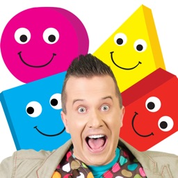 Mister Maker's Funny Faces