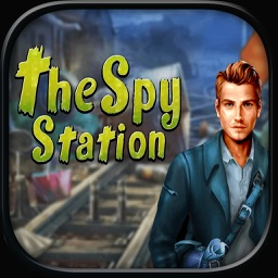 Hidden Object Games: The Spy Station