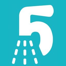 沖沖五分鐘 5-min Shower Challenge