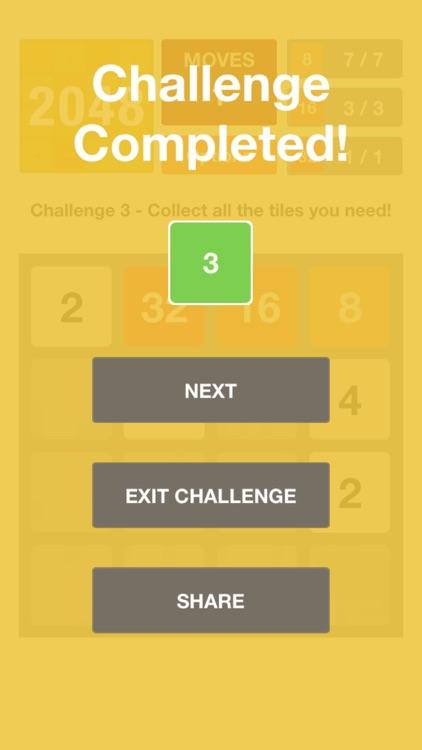 2048 - Puzzle screenshot-3