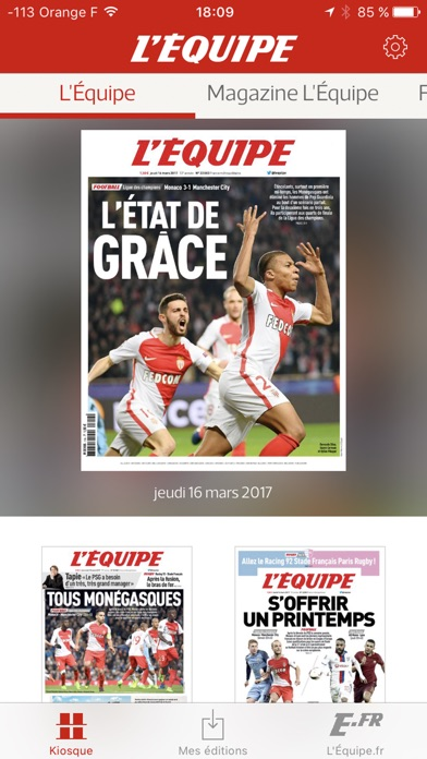 Le Journal Lquipe review screenshots