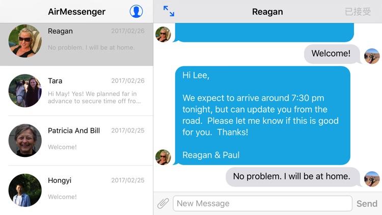 AirMessenger for Airbnb Host screenshot-4