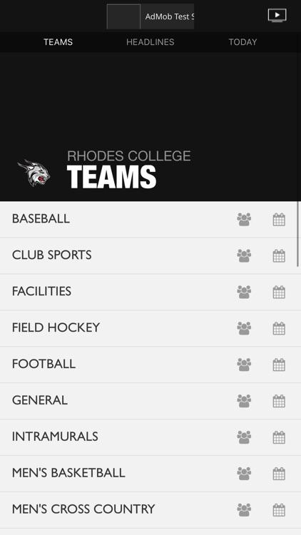 Rhodes College Lynx by SIDEARM Sports