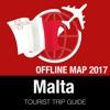 马耳他 旅游指南+离线地图