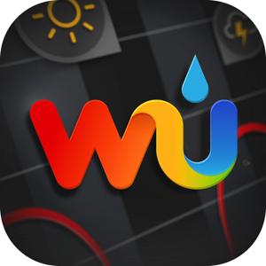 Weather Underground: Custom Forecast & Local Radar Weather app