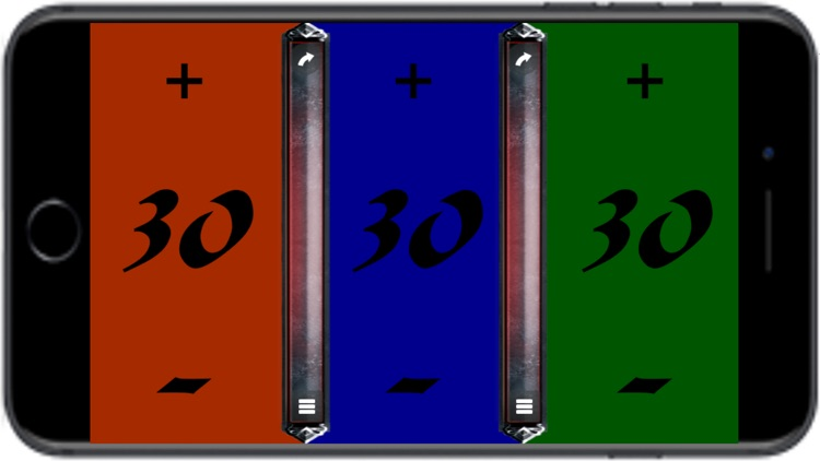 Ethan's Life Counter 2 - Multiplayer MTG screenshot-3