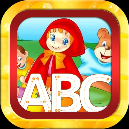 Aesop fables and ABC Tracing for kindergarten