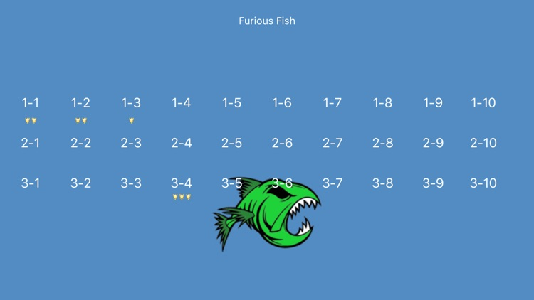 Furious Fish Revenge screenshot-3