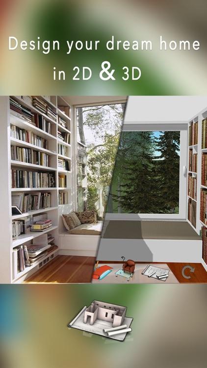 Keyplan 3D -Home design, decoration & Architecture screenshot-4