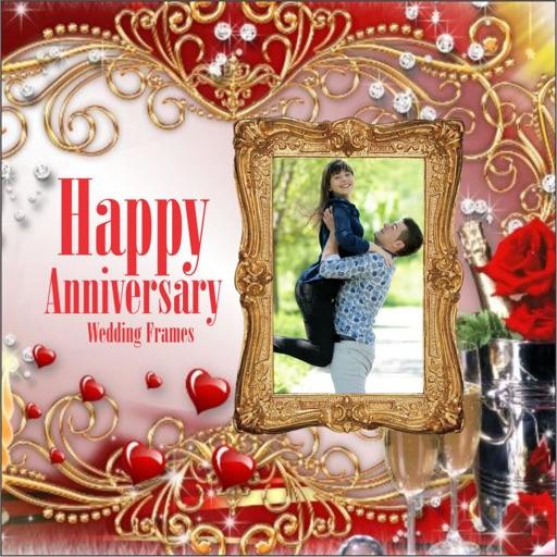 Happy Anniversary Photo Frames New Wedding Editor by Mahendra Kumar Jain