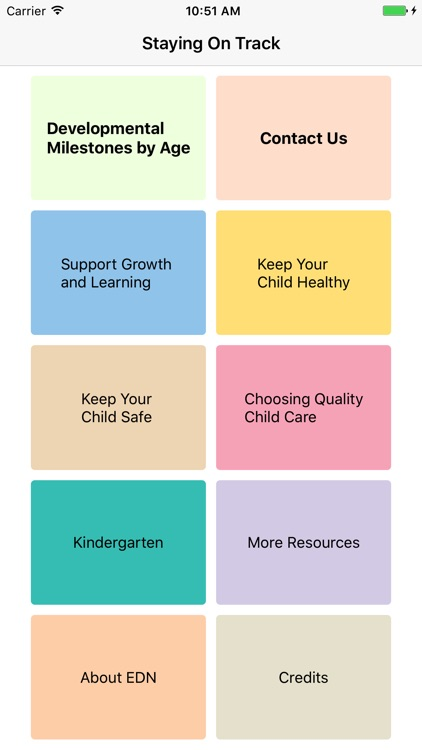 Staying on Track as Your Child Grows and Learns