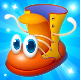 Boots Story - Fairy tale with games for kids
