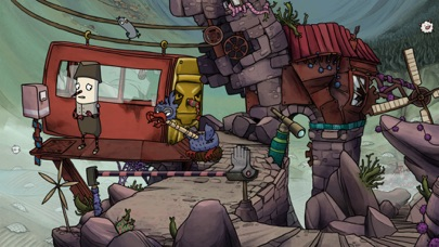 Screenshot from The Inner World 2