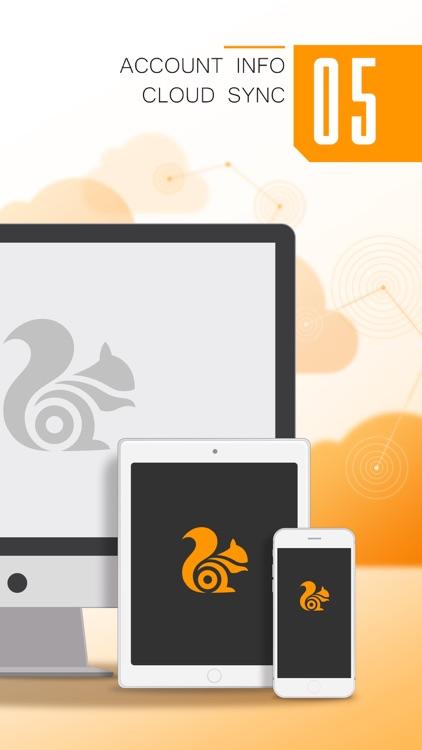 UC Browser - fast browsing, powerful ad-block screenshot-4