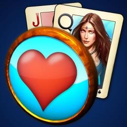 Hearts – Hardwood Hearts Online Multiplayer + Solo