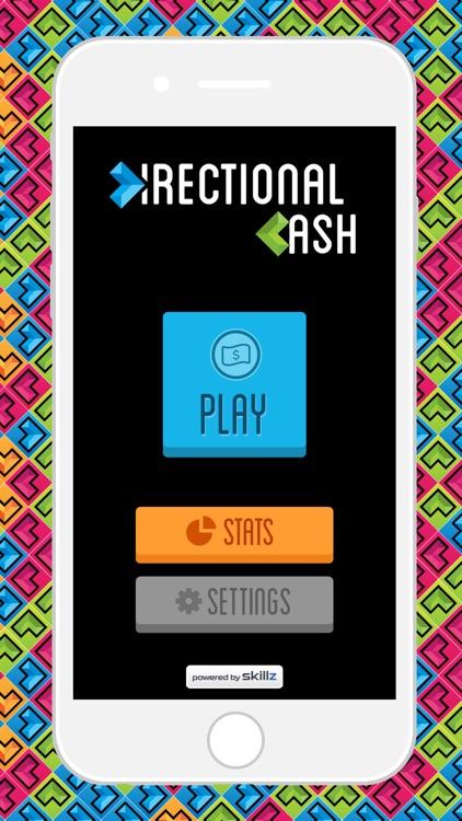 Directional Dash: Arena Edition
