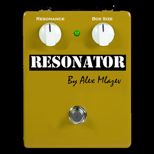 Resonator Audio Unit