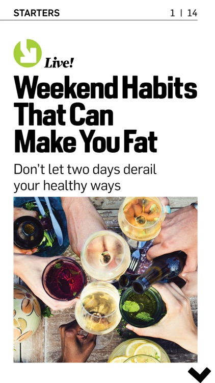 Eat This, Not That! Magazine app image