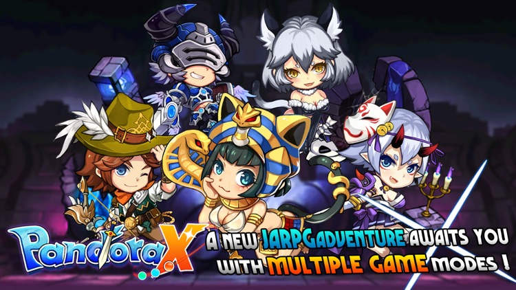 Pandora X - Cute style ARPG screenshot-0