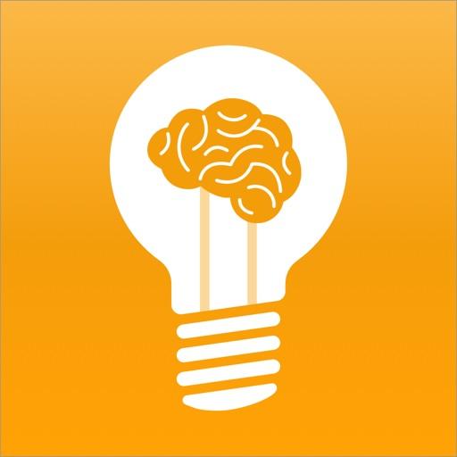Memorado Brain Training for Memory & Mindfulness app logo