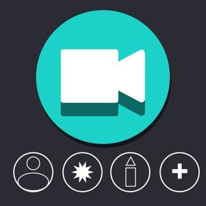 Record Screen & Broadcast Live app