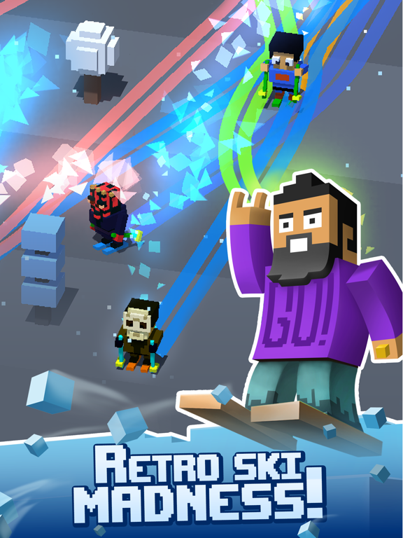 Avalanche Arcade Skiing screenshot 6