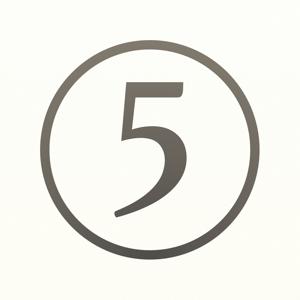 Five Minute Journal app