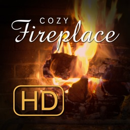 A Very Cozy Fireplace HD