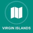 Isole Vergini, USA : Offline navigazione GPS icon