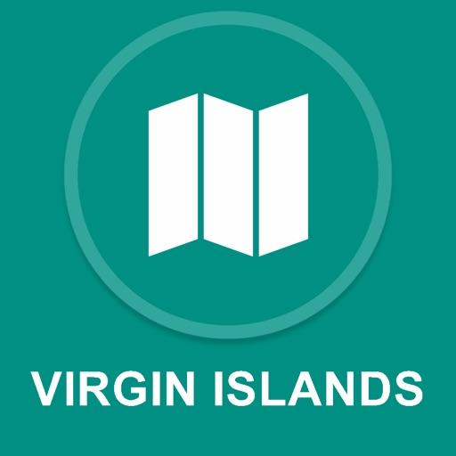 Virgin Islands, USA : Offline GPS Navigation