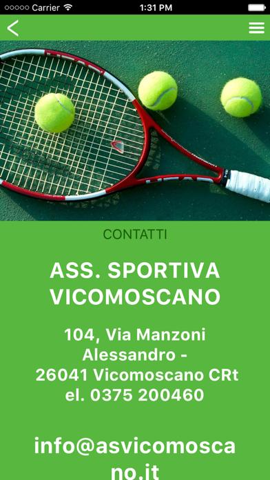 A.S. Vicomoscano screenshot 1