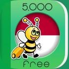 5000 Frases - Aprender Frases en Indonesio Gratis icon