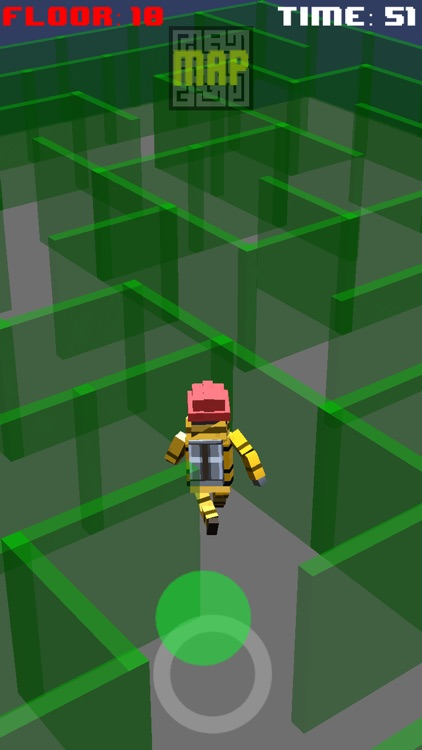 Get Out Now - 3D Maze Run Escape Game screenshot-0