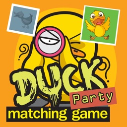 Duck Wonder Lucky Learning Matching Game