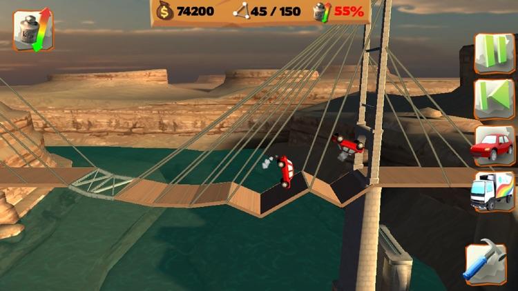 Bridge Constructor Playground! screenshot-3