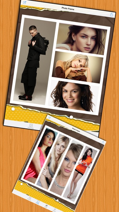 Insta Collage Photo Editor & Pic Frame screenshot 4