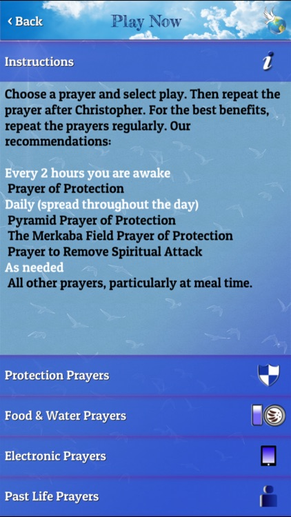 CM Prayers screenshot-1